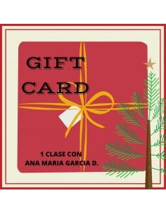 GIFT CARD 1 CLASE